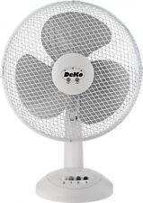 Ventilador de Mesa - Stratos B 305 Blanco de Deko