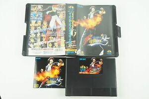 The King of Fighters 95 AES SNK Neogeo Box From Japan