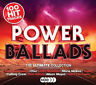 Various Artists : Power Ballads CD Box Set 5 discs (2017) ***NEW*** Great Value