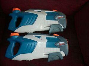 2x Nerf Super Soaker Vaporizer Water Gun / Blaster - 2003