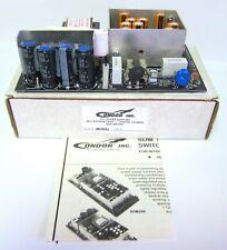 Condor SDM80A 80W +-5/12V DC Regulated Switching Power Supply UL/CSA - Brand New