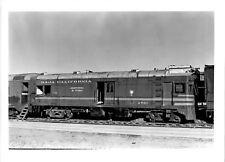 1974 Baja California Train Engine 2501 Rail Photo X2200S Benjamin Hill Senora