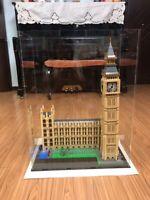Lego  Display Case for LEGO Creator Big Ben 10253 ( Australia Stock)