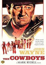 The Cowboys (DVD,1972)