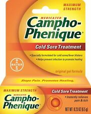Campho-Phenique Cold Sore Gel 0.23 oz