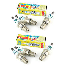 6x Mazda 323 F MK5 2.0 24V Genuine Denso Iridium Power Spark Plugs