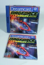 MAGFORCE RACING für Dreamcast OHNE BACKCOVER Sega DC Spiel mag force
