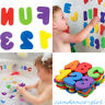 36Pcs Foam Floating Bathroom Toys For Kids Baby Bath Floats Education Supplies