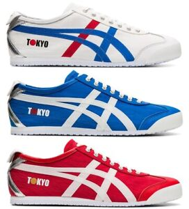 Chaussures Asics Onitsuka tiger mexico 66 Tissu Toile Été Tokyo Olimpic Games