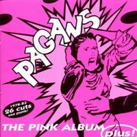 THE PAGANS - THE PINK ALBUM...PLUS!  CD NEW+
