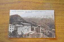 CARTOLINA ABETONE SERRABASSA HOTEL EXCELSIOR 1929 VIAGGIATA SUBALPINA