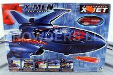 Marvel XMen the Movie Electronic X-Jet w/ Light & Sound Effects ToyBiz '00 NIB