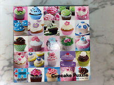 CUPCAKE Puzzle, Re-Marks 1000 Pieces Jigsaw Puzzle, 19 X 26