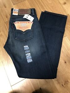 Levis 501 Jeans. Button Fly. 29 Inch Waist, 32 Inch Leg. NEW!