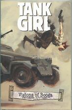 Tank Girl Visions of Booga 1 TPB IDW 2008 VF NM OOP