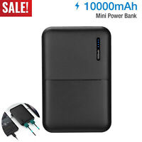 10000mAh Power Bank Portable Dual USB External Battery Charger For Cellphone NEW