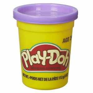 Play-Doh Single 4oz Can, Purple  NEW - FREE FAST SHIPPING