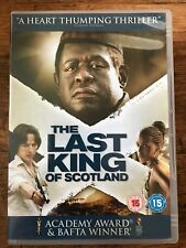 Forest Whitaker LAST KING OF SCOTLAND ~ 2006 Idi Amin Uganda Drama UK DVD