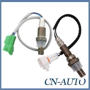 2Pcs Upstream +Downstream Oxygen Sensor For 2008-2009 Suzuki SX4 2.0L