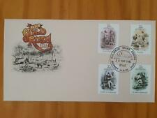Australian Stamps First Day Cover 20 May 1981 The Gold Rush Era Freepost In Aust