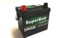 12V 35AH SuperBatt 896 Lawn Mower Battery MINI TRACTOR MOWER, RIDE ON MOWER