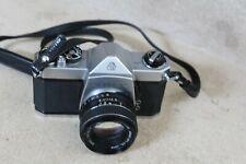 Pentax SP1000 35 mm SMC Asahi TAKUMAR 1:2/55 avec notice et house transport