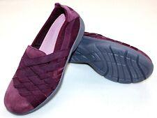 Easy Spirit E360+ - Esqueenie Comfort/Flat Shoes - Burgundy - Sz. Womans US 7.5M