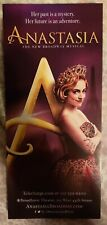 """Anastasia"" Broadway Musical Flyer - Christy Altomare, Derek Klena, Ramin Kariml"