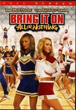 Bring It On: All or Nothing Full Screen  NEW DVD Buy 2 Items-Get $2 OFF
