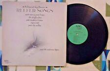 Reefer Songs VA Blues & Jazz LP 1932-45 Cab Calloway Sidney Bechet VG++