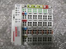 Beckhoff BK9000 Ethernet TCP/IP KL0064 KL2114 KL9010 PLC Module *Tested*
