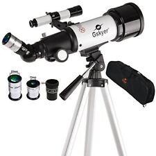 Gskyer Telescope AZ70400 German Technology Astronomy Travel Refractor Telescopes