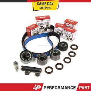 Timing Belt Kit Tensioner for 90-97 Subaru Impreza 1.8L 2.2L EJ18 EJ22 SOHC