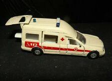 Siku 1931 Binz Ambulance With Krankentragen