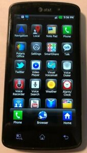 LG Nitro P930 - 4GB - Black (AT&T) Cellular Phone Fast Shipping Excellent Used