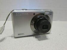 Samsung SL202 10.2MP Digital Camera- purple usb cable charger.