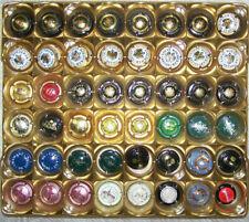 Lot de 76 capsules : Champagnes, etc. dont rares (Voir Photos)