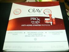 Olay Professional Pro X Anti-Aging Starter Protocol 1 Kit NEW OLD STOCK !!