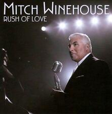 Rush of Love * by Mitch Winehouse (CD, Apr-2011, MVD Audio) JZ1208