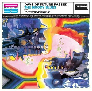 The Moody Blues - Days Of Future Passed (Remastered) with 10 Bonus Tracks NEW CD