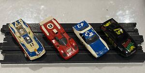 AFX TYCO HO Slot Car Body Lot