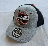 Holden Genuine Parts Logo Mens Grey Black Embroidered Cap Hat One Size New