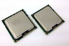 Matched Pair of Intel Xeon E5645 CPUs, 2.40GHz, 12M, 5.86GT/s, Hex 6 core, SLBWZ