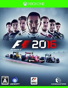 New F1 2016 Xbox One 4949244004121 JES1-00441 Video Game