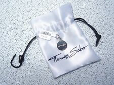 Thomas Sabo Brand New Sterling Silver STRENGTH Charm Pendant RRP $59.00
