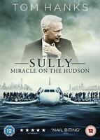, Sully: Miracle On The Hudson [DVD + Digital Download] [2017], Like New, DVD