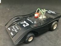 SLOT CAR Mc Laren Can am #73 POLISTIL 1/32