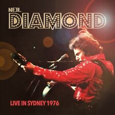 NEIL DIAMOND - LIVE IN SYDNEY  2 CD NEW!