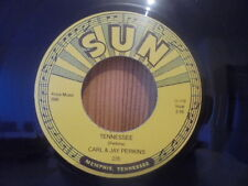 CARL & JAY PERKINS - TENNESSEE - SURE TO FALL  ( REPRO - REISSUE) 45 SUN 235