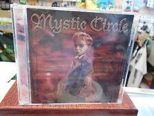 Mystic Circle Damien CD 2002 Massacre Records VG+ metal